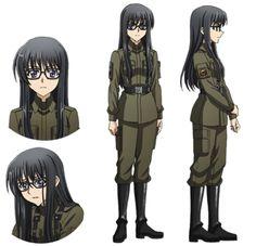 Kiyono Yasuno como Gretel Jeckeln