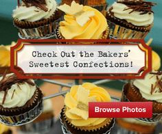 Recipes from the American Baking Competition