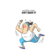 Art Impressions Dont Sweat it Set (Sku#4528)