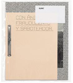 Clikclk - BENDITA GLORIA : studio graphique espagnol