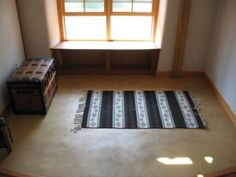 How to build a dirt cheap floor from beautiful, durable, non-toxic adobe
