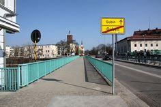 Grenzübergang Guben-Gubin www. Germany