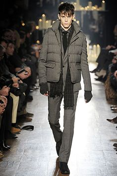 John Varvatos.  Must have look. Need to find the right vest!