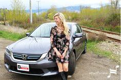 2014 Honda Accord Hybrid at Harmony Honda #FuelDreams #Honda #Accord #Hybrid #girl #outfit # love #beautiful #cars