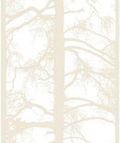 Vallila - Kompassi Wallpaper Collection - Kelohonka Champagne (available through Stark Carpet in the US)