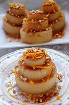 Greek Recipes, Pastries, Doughnut, Honey, Sweets, Cakes, Desserts, Food, Tailgate Desserts