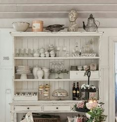 ~~~A beautifully styled cupboard~~~