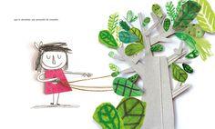 Eran mundos mágicos, que le devolvían una sensación de conexión. Vacío #AnnaLlenas Emotion, Parenting Teens, Stories For Kids, Children's Book Illustration, Preschool Activities, Paper Cutting, Childrens Books, Doodles, Collage