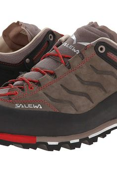 SALEWA Mountain Trainer L (Bungee Cord/Firebrick) Men's Shoes - SALEWA, Mountain Trainer L, 63413, Footwear Athletic General, Athletic, Athletic, Footwear, Shoes, Gift, - Fashion Ideas To Inspire