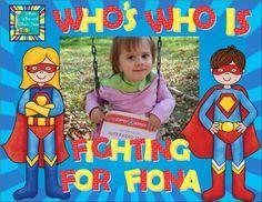 Grades 1-2 Fighting for Fiona Fundraiser Bundle