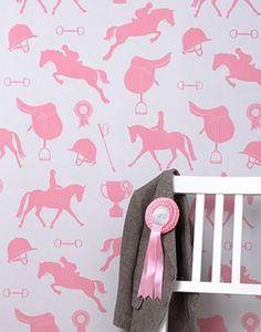 Horse & Pony Wallpaper