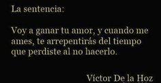 Victor de la Hoz...veremos si puedes!!