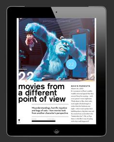 Industria Issue 6 by Scott Bentley, via Behance