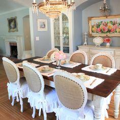 Bella French Farmhouse Dining