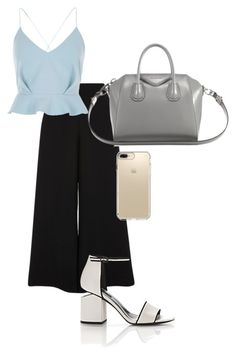 """Untitled #114"" by danielaprzhrtd on Polyvore featuring River Island, Alexander Wang, Givenchy and Speck"