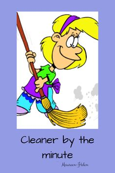 Hiring a house cleaner has taken months because I like to do my own housekeeping and cleaning