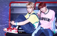 BTS x Dispatch | Park Jimin | Jung Hoseok