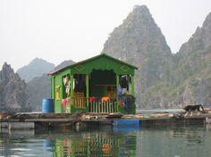 Ha Long Bay in Northern Vietnam