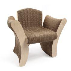 CartonPlanet – Bloom Chair