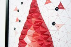 Pattern Matters è un progetto di graphic design che cerca di ispirare i designer a guardare un pattern da una varietà di angolazioni diverse.