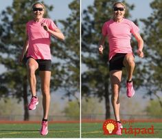 Improve Your Speed with High Knees - Women's Running Tabata Training, Tabata Workouts, Marathon Training, High Knee Exercise, Regular Exercise, Burpees, Jogging, Running Magazine, How To Lean Out