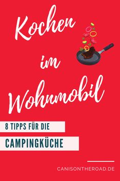 Kochen im Wohnmobil-das solltest du beachten Cooking in a motor home means passion for regional products. This report shows you what you really need when cooking in the motorhome so you are well prepared for the next motorhome holiday Camping Hacks, Trailers Camping, Van Camping, Beach Camping, Outdoor Camping, Camping Crafts, Camping With Toddlers, Camping Aesthetic, Camping Holiday