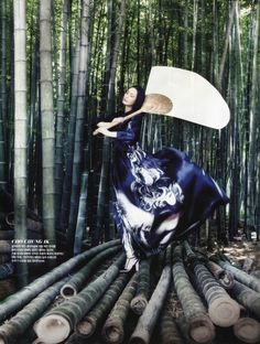 vogue kroea 2013 august fashion into crafts 5 620x822 Vogue Coréia Agosto 2013 | Lee Hyun Yi, Lee Hye Jung e mais por Kang Hyea Won