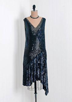 Dress, 1920s, Timeless Vixen Vintage