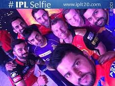 Royal Challengers Bangalore captain Virat Kohli will miss the opening games of the season of IPL but he is surely making his presence Ipl Live Score, Ipl 2017, Yuvraj Singh, Find Your Friends, Sports Headlines, All Team, Latest World News, Virat Kohli, Latest Sports News