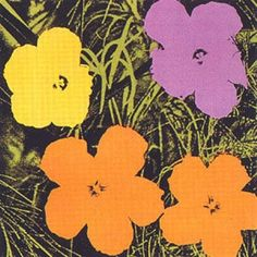 Flowers 67 by Andy Warhol