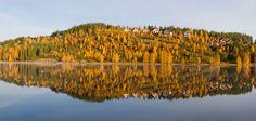 The lake Syväjärvi.