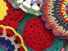 Carmen's #Crochet #MandalasForMarinke