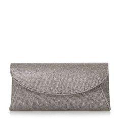 Roland Cartier Metallic fold over clutch bag Silver Clutch, Debenhams, Clutch Bag, Clutches, Metallic, Wallet, Bags, Handbags