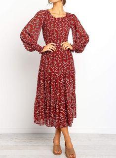 Blogger Bohemian Boho Bluse Blumen Chiffon Long Top Shirt 172 176 32 34 36 38