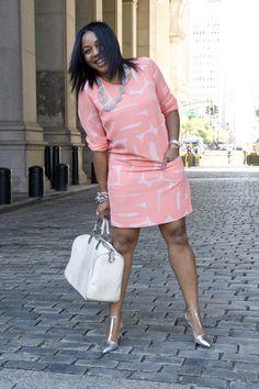 Joe Fresh Shift dress Love and Joy White Lace Long Sleeve Shift Dress 2020 Stylish Work Outfits, Stylish Dresses, Simple Dresses, Cute Short Dresses, Casual Summer Dresses, African Fashion Dresses, African Dress, Plus Sise, Dress Outfits