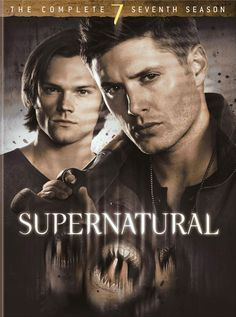 Warner Home Video Supernatural: The Complete Seventh Season