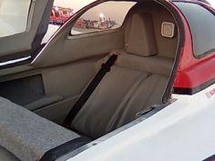 Cozy \ Aerocanard back seat