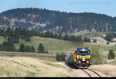 RailPictures.Net Photo: RCPE 6442 Rapid City, Pierre, & Eastern EMD SD40-2 at Tilford, South Dakota by Nick Smith