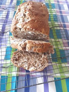 Galette, Madame, Banana, Bread, Cakes, Desserts, Food, Cooking Food, Brot