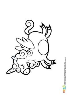 13 Meilleures Images Du Tableau Coloriage Licorne Licorne