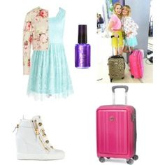 Martina Stoessel travel