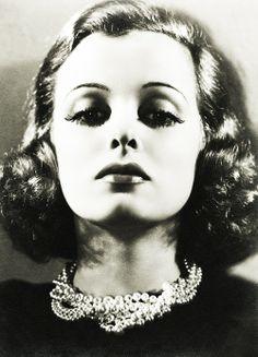 Joan Bennett, 1930s.
