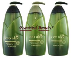 SOMANG ECO ALOE VERA HAIR SHAMPOO, CONDITIONER & TREATMENT (DANAHAN) (ROSEE) фото