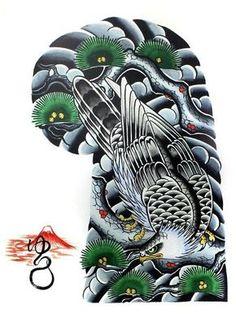 Tattoo Flash Book - Garyou Tensei: 108 Japanese Tattoo Sleeve Designs by Yushi 'Horikichi' Takei