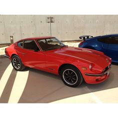 Clean Datsun 280 Z  #red