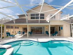 Superb Lake View Pool Villa. Games Rm, Wi-Fi + Disney 10 Mins!   Vacation Rental in Other Davenport Properties from @homeaway! #vacation #rental #travel #homeaway