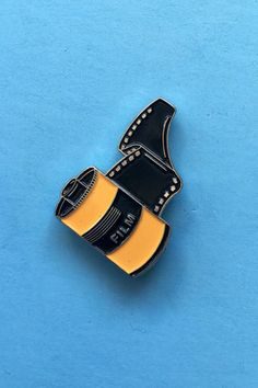 Shooter Film Pin