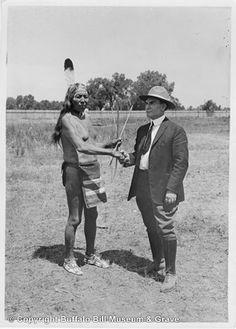 Robert Lindneux; Unknown Lakota man