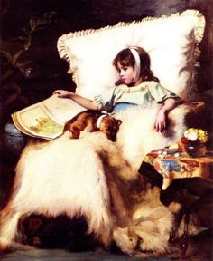 "Las dos inválidas (""The two invalids""). Charles Burton Barber. 1892. https://painthealth.wordpress.com/2015/11/24/las-dos-invalidas/"