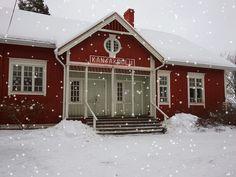Särkijärven koulun kirjasto